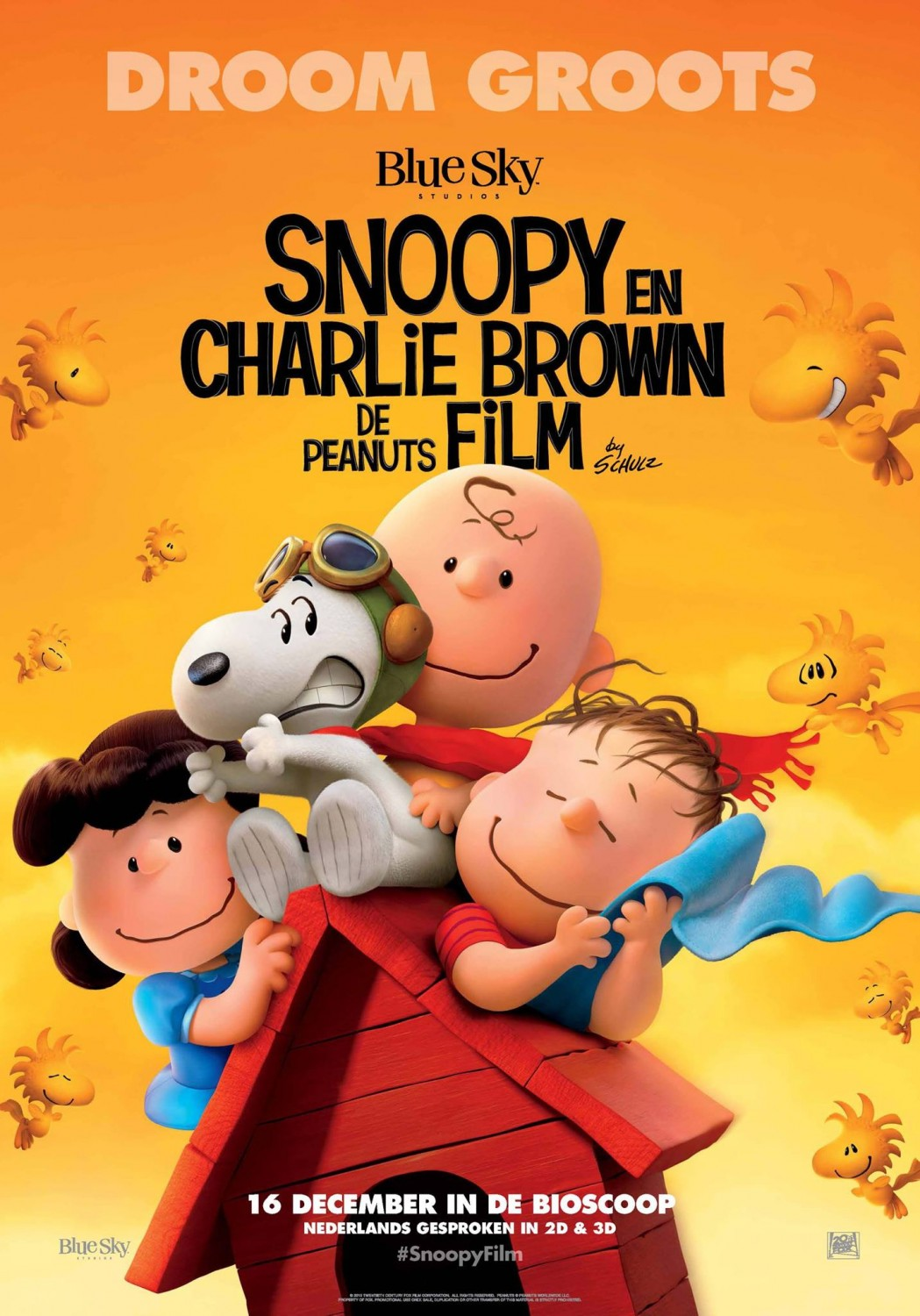 Nonton Film The Peanuts Movie (2015)