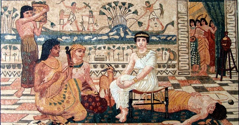 the life love and death of cleopatra vii in egypt In the struggle for the throne between ptolemy vii and cleopatra after ptolemy vi's death  of egypt, but it is unclear which cleopatra is meant  cleopatra vii.