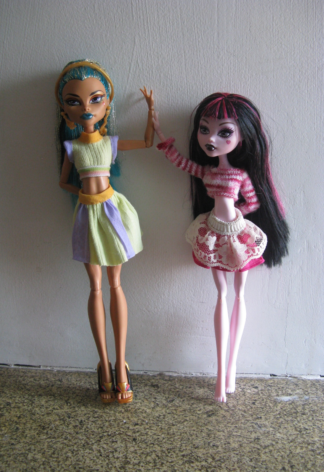 Fashion Dolls Monster High Moda Ver 227 O
