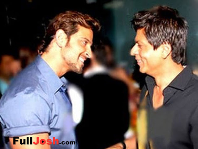 Hrithik Roshan's Kaabil trailer Watched By ShahRukh Khan !