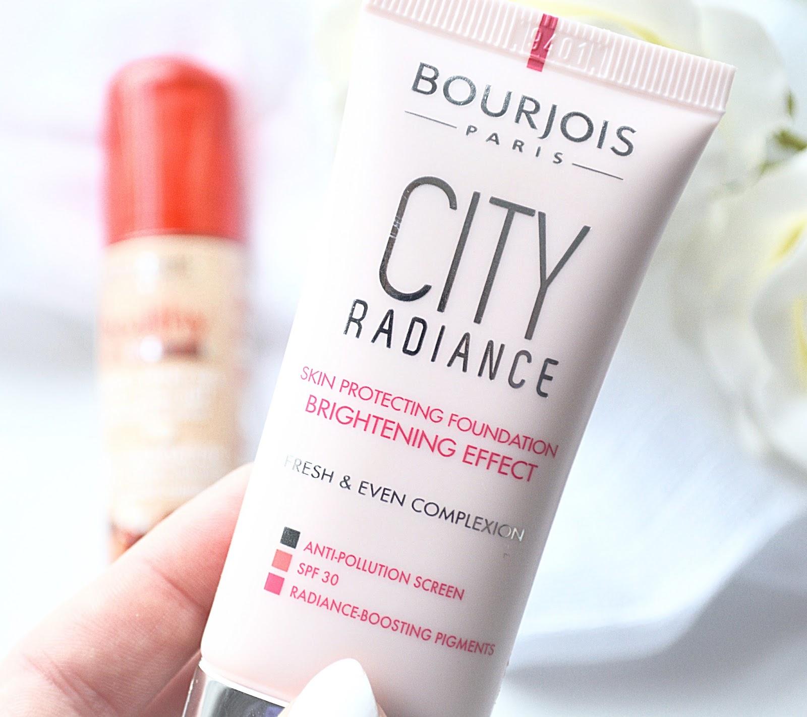 Bourjois, Bourjois Foundation, Bourjois City Radiance, Bourjois Healthy Serum Foundation, Foundation, Dewy Skin,