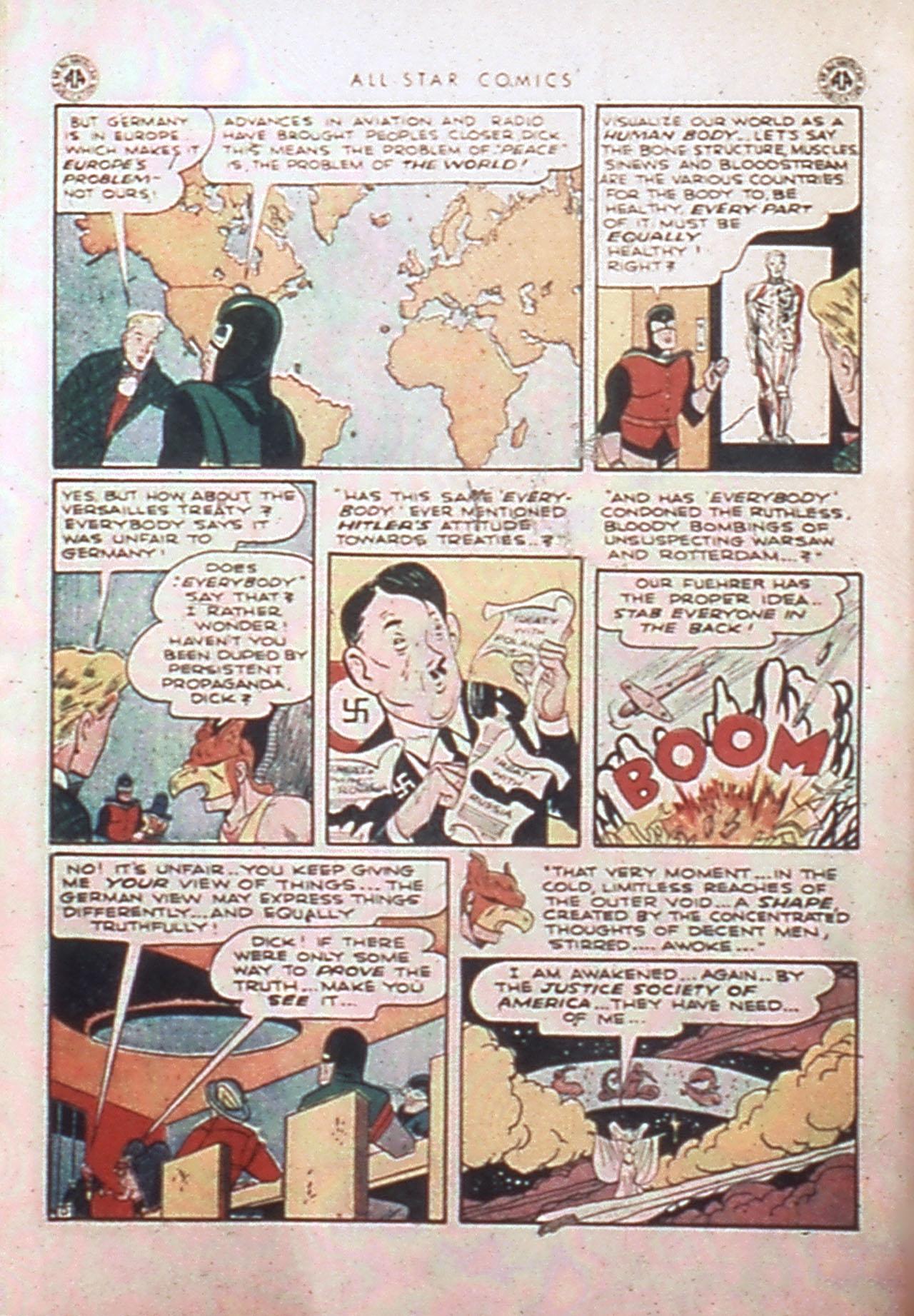 Read online All-Star Comics comic -  Issue #24 - 6