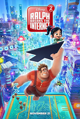 Ralph Breaks The Internet 2018 Dual Audio Hindi 300MB Movie Download