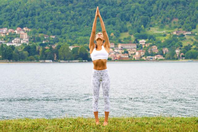 Giải toả những áp lực cho cơ thể bằng các bài tập yoga đơn giản