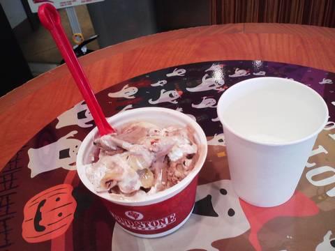 チョコレートリボン1 コールド・ストーン・クリーマリー三井アウトレットパークジャズドリーム長島店2回目