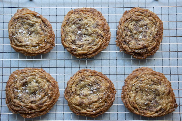 REZEPT: glutenfreie Chocolate Chip Cookies
