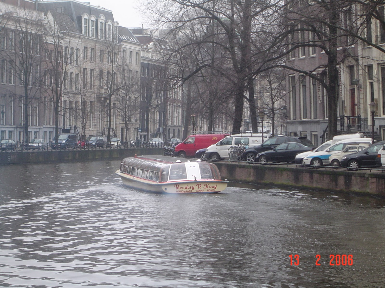 Amsterdam The Netherlands canals Travel