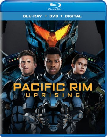 Pacific Rim 2: Uprising (2018) English ORG 720p BluRay