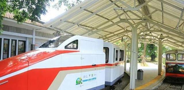 Wajah baru Taman Lalu Lintas yang berada di kota Kembang Bandung - http://www.librarypendidikan.com/