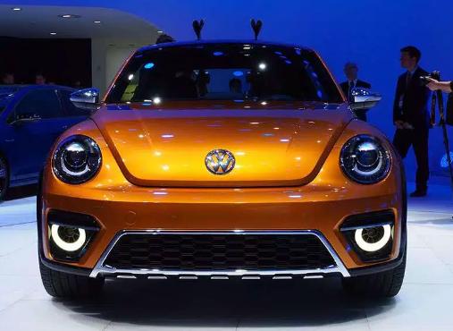 2018 Volkswagen  Beetle Design