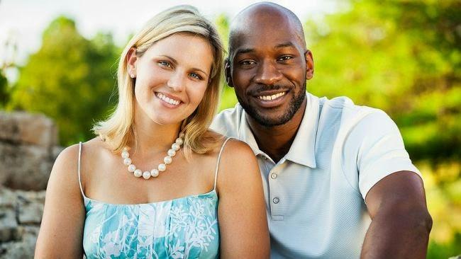 Interracial amish couples — img 5