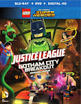 Liên Minh Công Lý: Đại Chiến Tại Gotham - Lego DC Comics Superheroes: Justice League - Gotham City Breakout