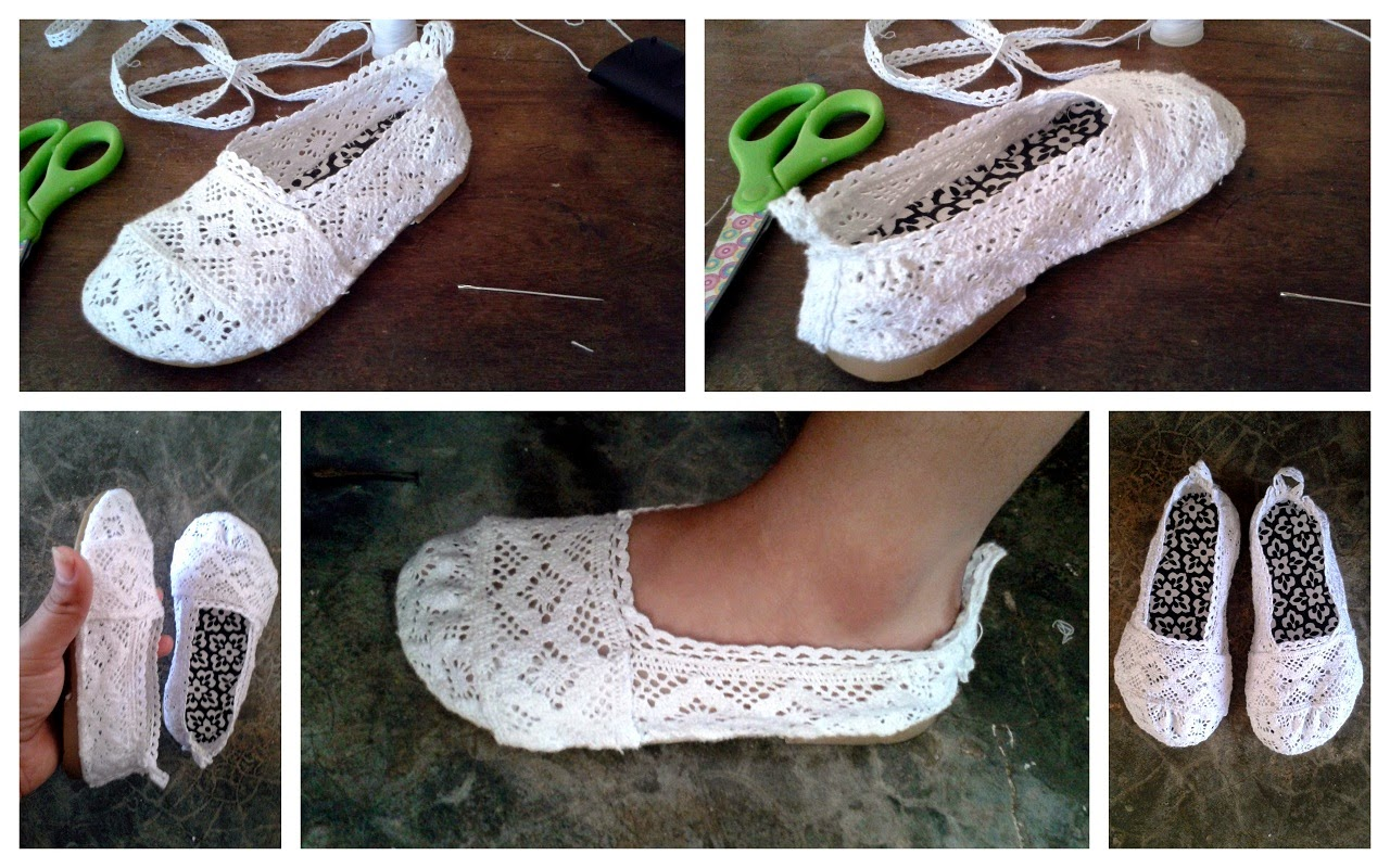 Como hacer zapatos para bebe de tela - Zapateros de tela ...