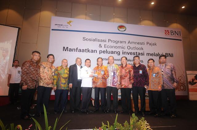 Mari Bersama Dukung Tax Amnesty