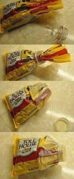 5. Pemanfaatan Botol Plastik