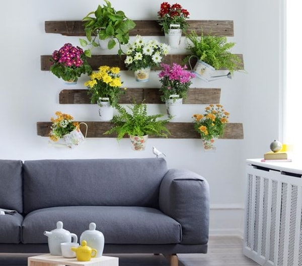 Ideas To Decorate Interiors With Plants 8