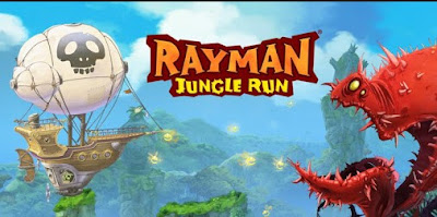 Rayman Jungle Run Apk + Data for Android (paid)