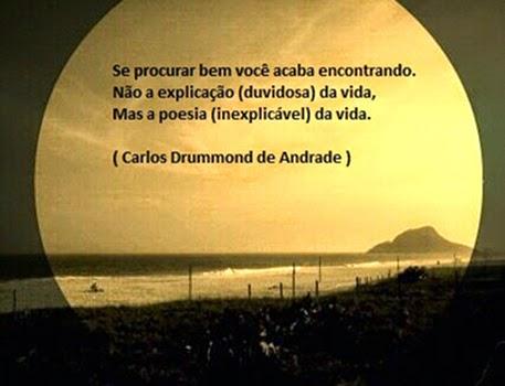 Nossos Poetas...Para Sempre, Carlos Drummond de Andrade, Homenagem aos Poetas, Poesia Brasileira, Poesia para Sempre, Poetas, Vida_e_Poesia