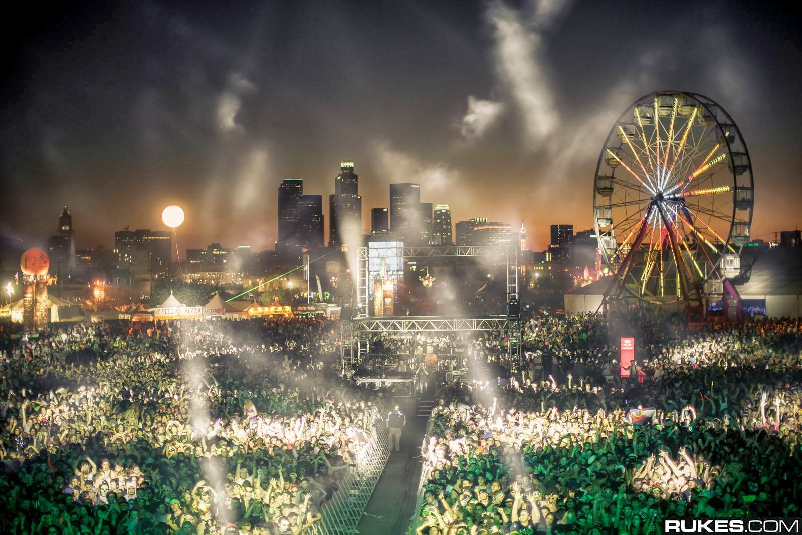 What Do Insomniac & Zedd Have Planned for LA State Historic Park?