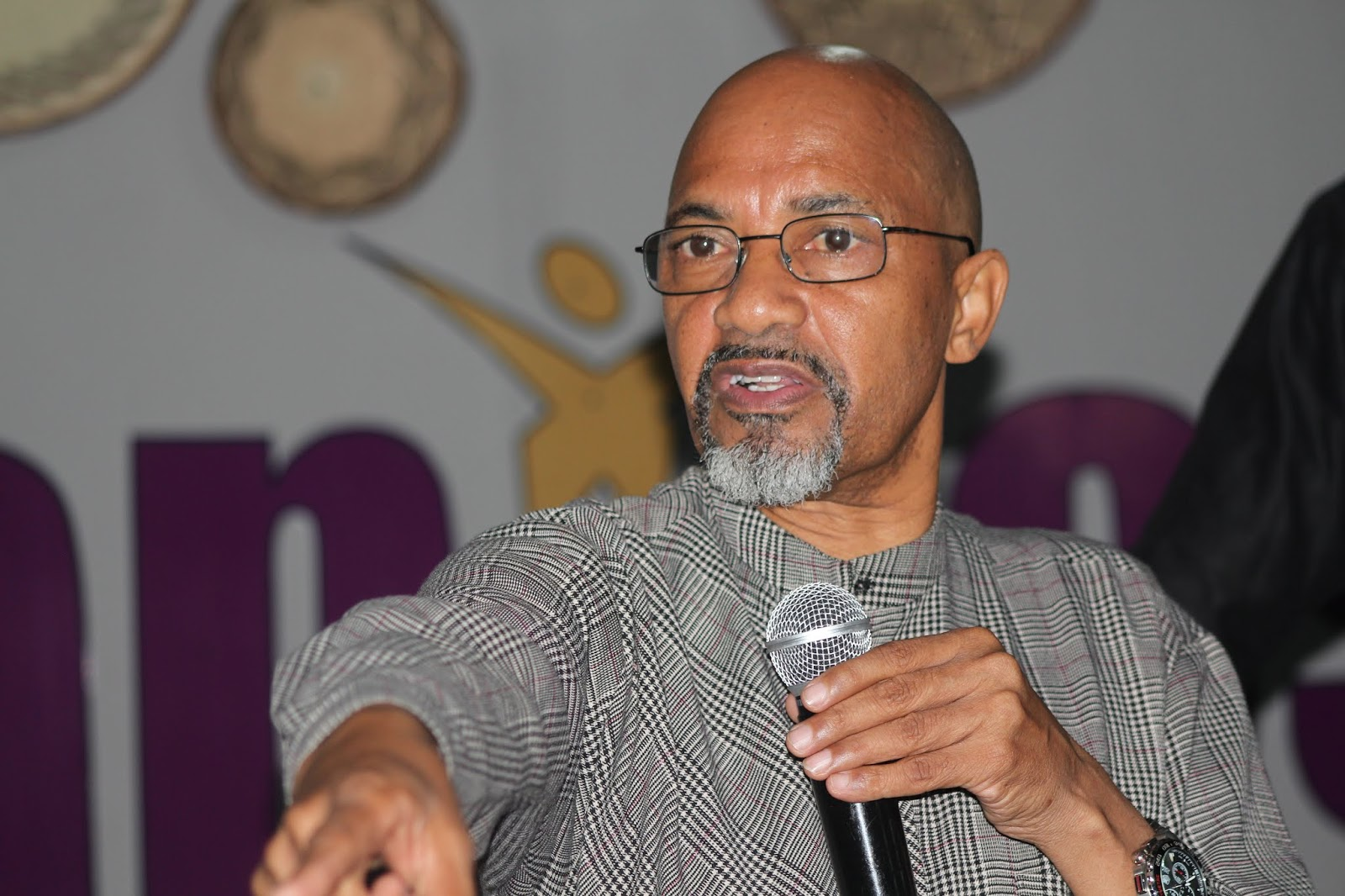 Bishop Tudor Bismark Preaches At New Life Covenant Church