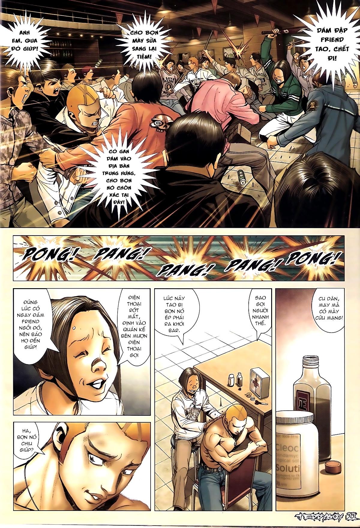 Người Trong Giang Hồ - Chapter 1357: Xúc Sinh Tư - Pic 19
