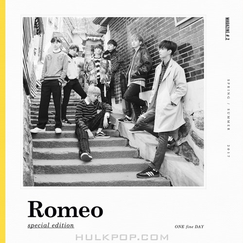 ROMEO – ROMEO Special Edition `ONE fine DAY' – EP (ITUNES PLUS AAC M4A)