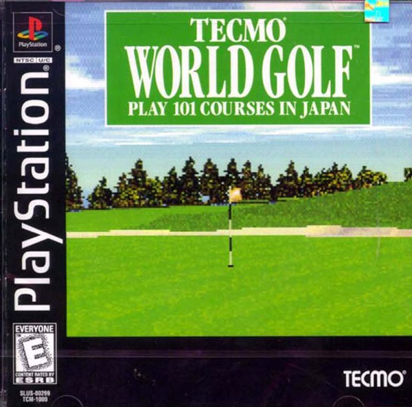 Tecmo World Golf - Japan - PS1 - ISOs Download