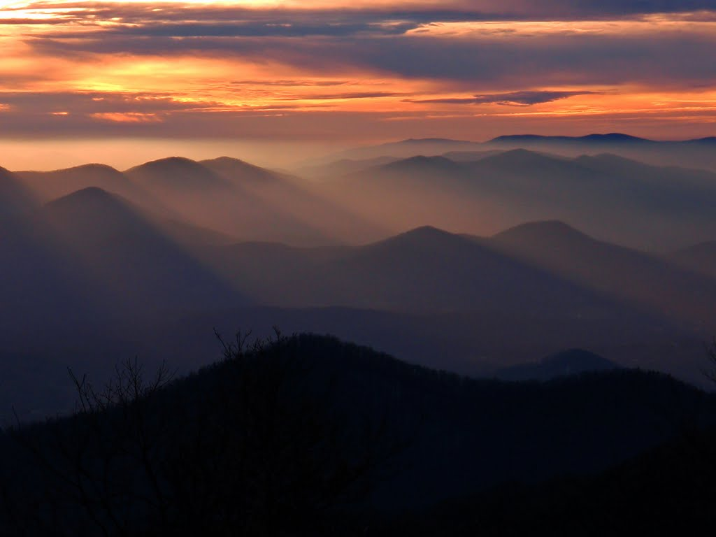 Brasstown Bald, Georgia, USA