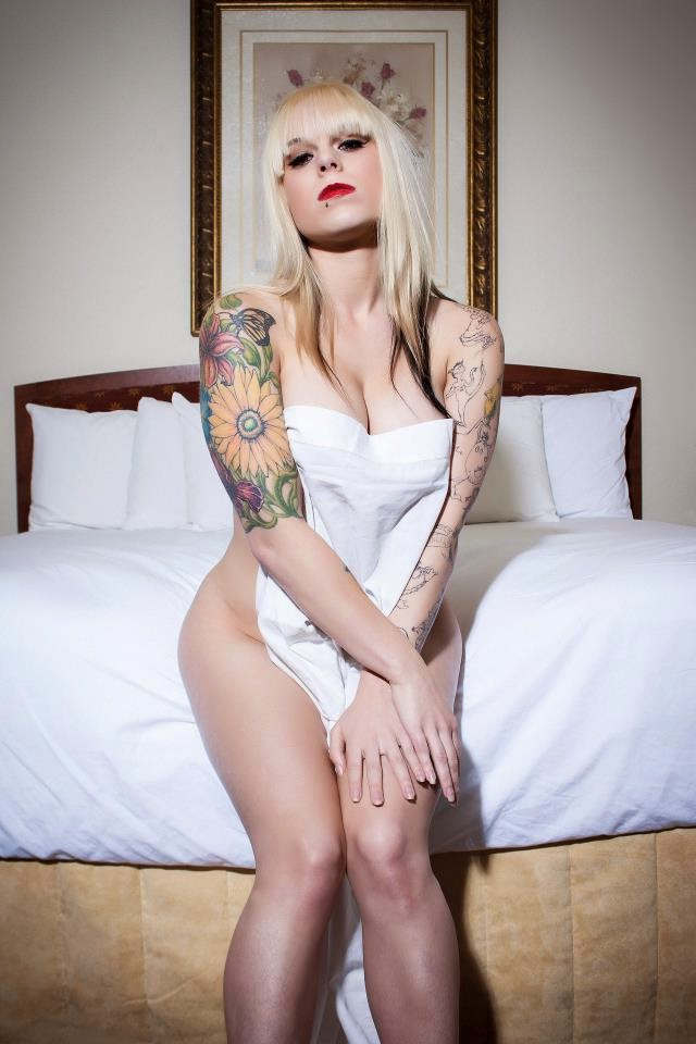 Toxic Suicide - Sexy Tattooed Girls Female Models With Tattoos