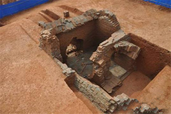 Han-dynasty burial site unearthed in Hunan Province