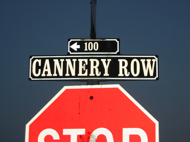 California PCH Road Trip Itinerary: Cannery Row in Monterey