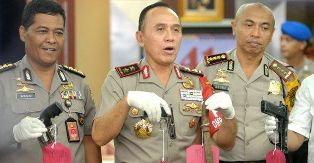 Keberanian Kapolda Metro Jaya Lawan FPI Sampai Sebut Ormas Intoleran