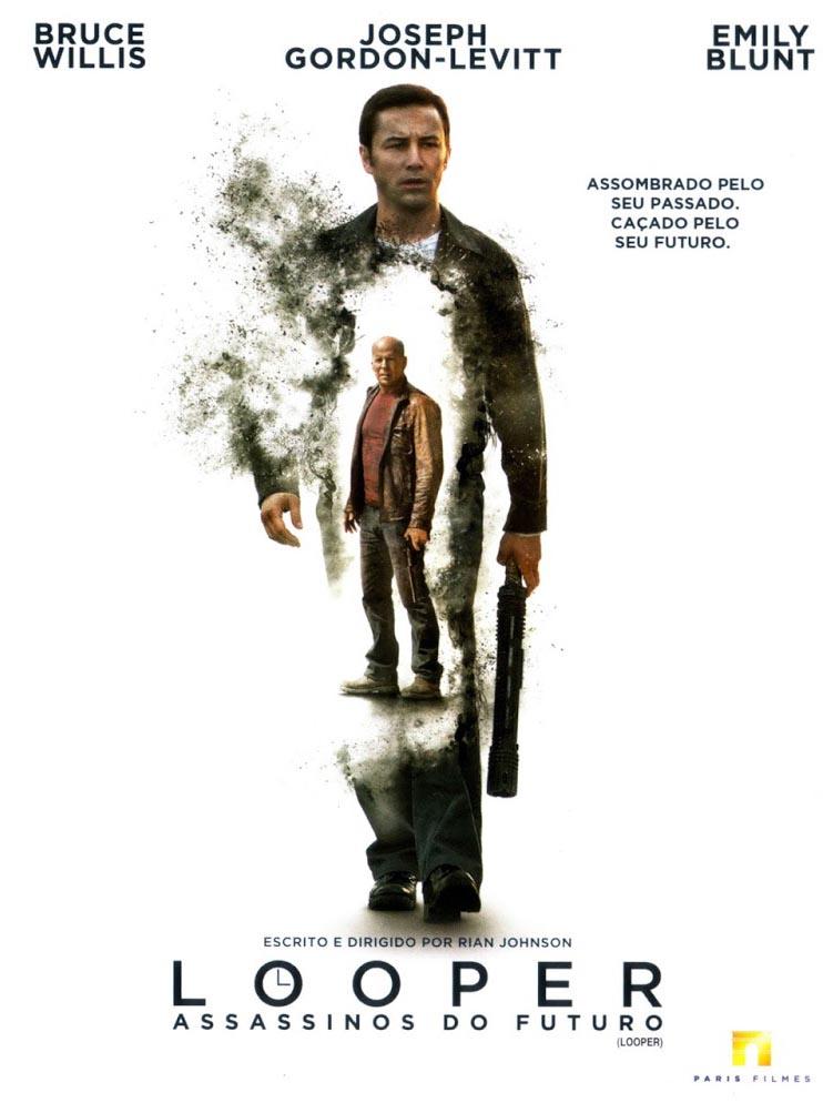 Looper: Assassinos do Futuro Torrent - WEB-DL 4K Dual Áudio (2012)