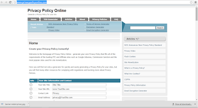 Easy steps to make a privacy policy on your blog | Hello Internet