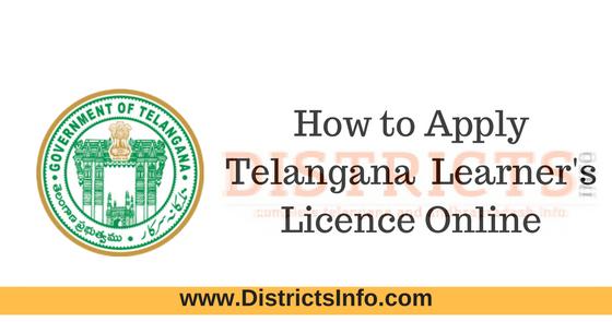 How%2Bto%2BApply%2BTelangana%2BLearner%2527s%2BLicence%2BOnline Online Driving Licence Application Form Ap on