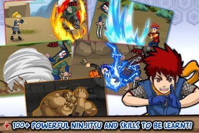 Ninja Saga Mod Hack Apk