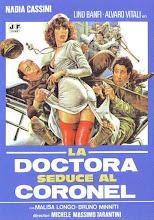 La doctora seduce al coronel (1980)
