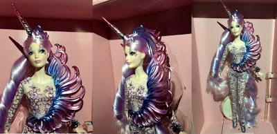 Новая кукла барби единорог из коллекции Мифическая богиня