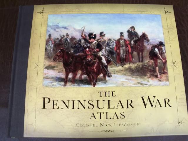 The Peninsular War Atlas Nick Lipscombe