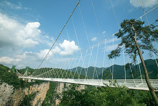 Zhangjiaji Glass Bridge
