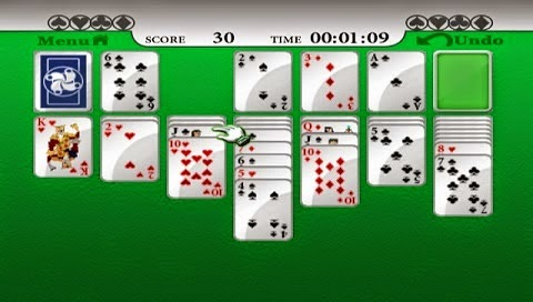 5 in 1 solitaire (clone) playstation portable (psp) iso download.