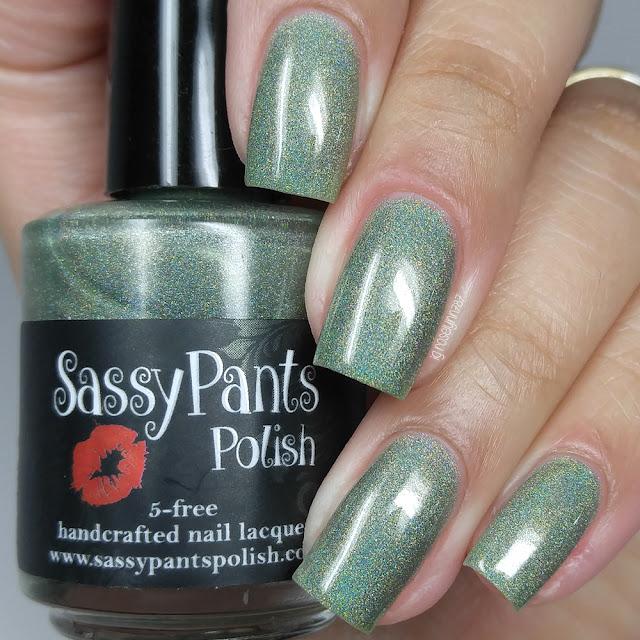 Sassy Pants Polish - Mossy Bark
