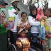 Senyum Bahagia Bocah Tondongapa Palu Saat Dibagikan Biskuit Dan Buku Oleh Relawan HILMI - FPI