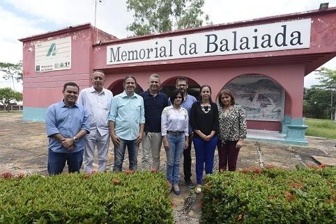 """""""Espetáculo Balaiada"""" abre diálogo sobre valorização da história de Caxias-MA"""