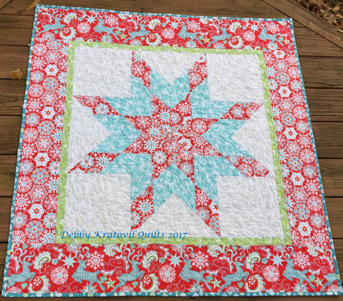 29 Lone Star Using Nordic Holiday Fabrics By Amanda Murphy For Benartex