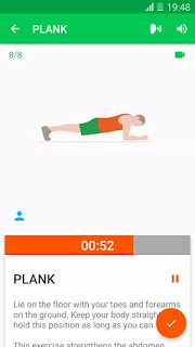 Day Fitness Challenge Workout