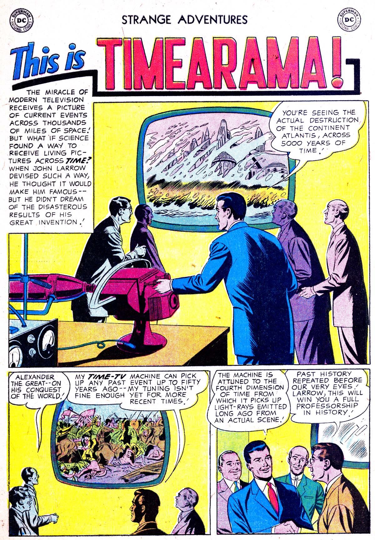 Strange Adventures (1950) issue 75 - Page 28