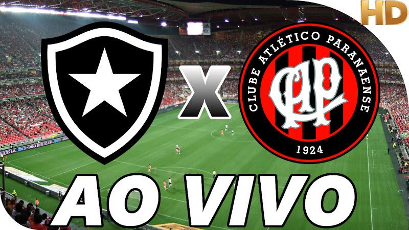 Assistir Botafogo x Atlético Paranaense Ao Vivo