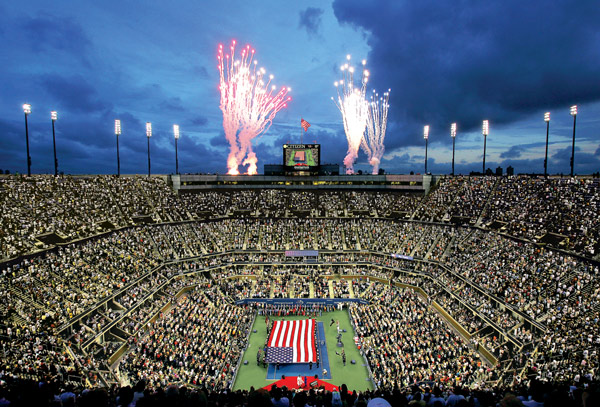 US Open Tennis Schedule