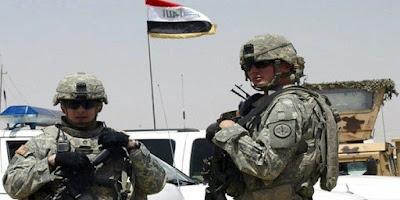 داعش بين التحالف والقوات العراقية ....